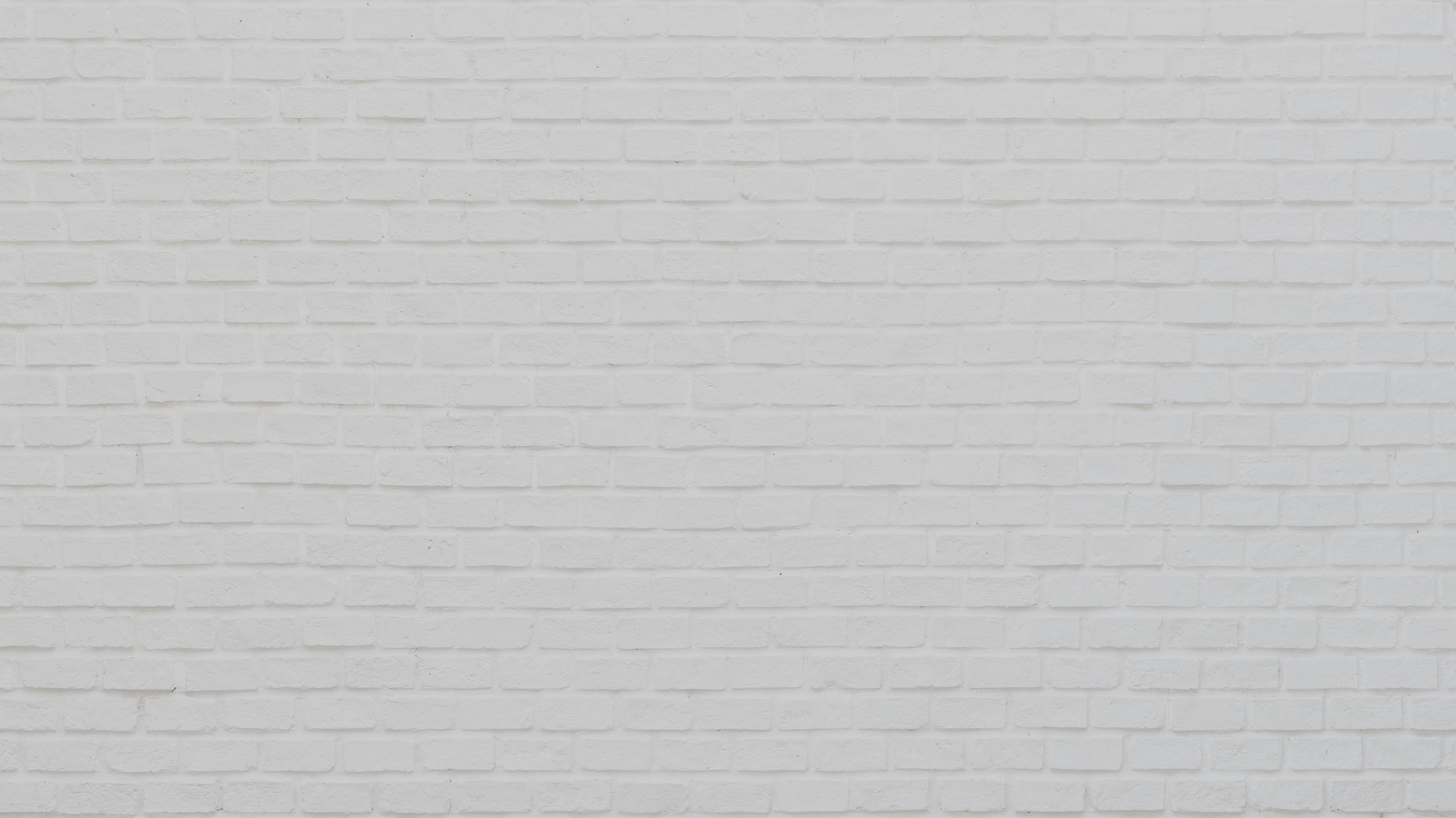 White brick wall texture background for stone tile block painted